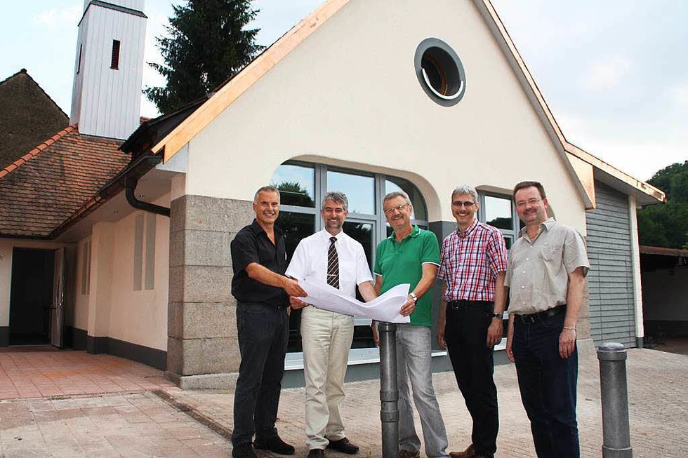 Altes Spritzenhaus (Öflingen) - Wehr