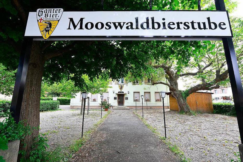 Gasthaus Mooswaldbierstube - Freiburg