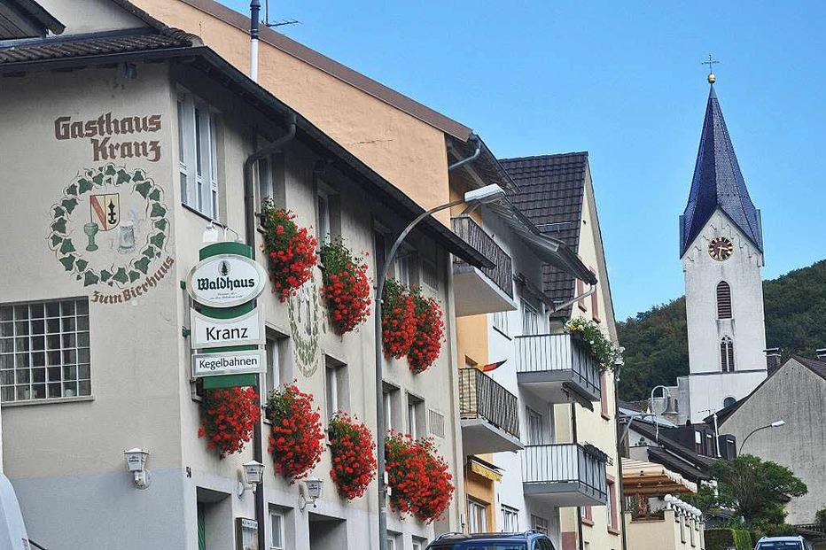 Gasthaus Kranz Bierhuus - Inzlingen