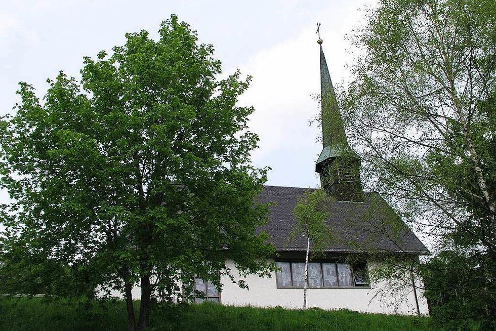 Heilig-Kreuz-Kapelle (Fischbach) - Schluchsee