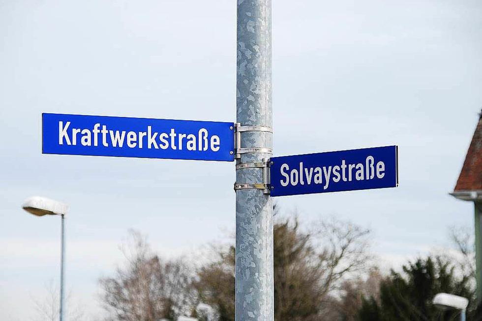Fallberg (Gewerbegebiet Ost) - Grenzach-Wyhlen