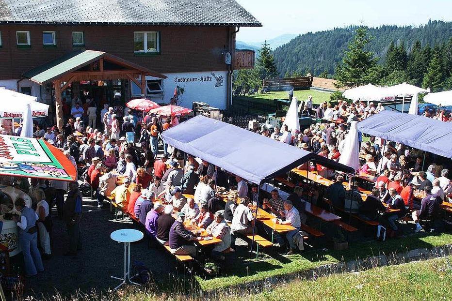 Todtnauerhütte - Feldberg