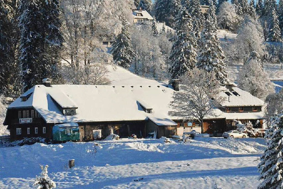 Menzenschwander Hütte - Feldberg