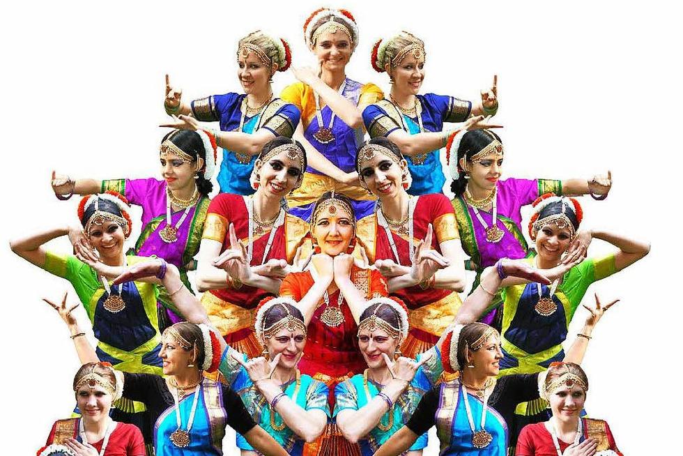 Indische Tanzschule Hasita Son - Freiburg