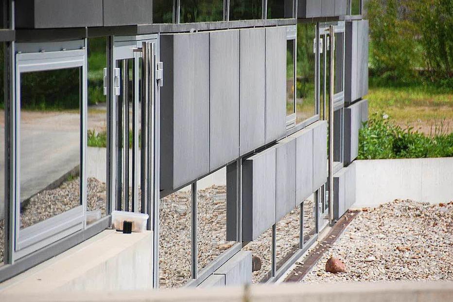 Hadid-Pavillon (Dreil�ndergarten) - Weil am Rhein