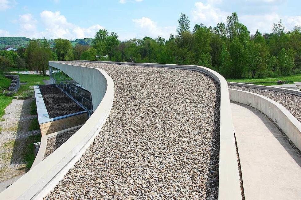 Hadid-Pavillon (Dreiländergarten) - Weil am Rhein