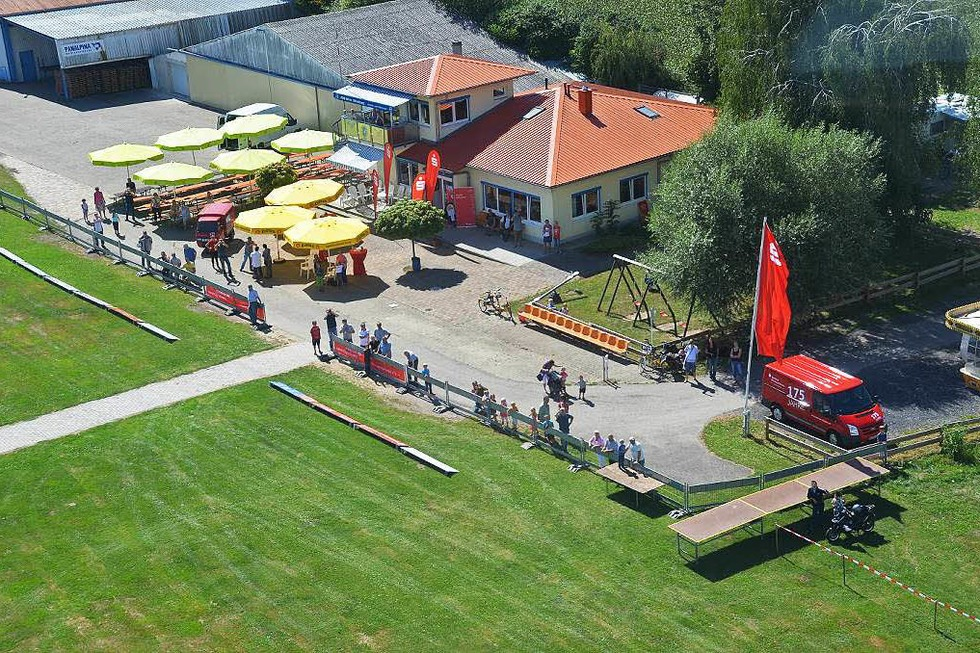 Sportflugplatz Sundheim - Kehl