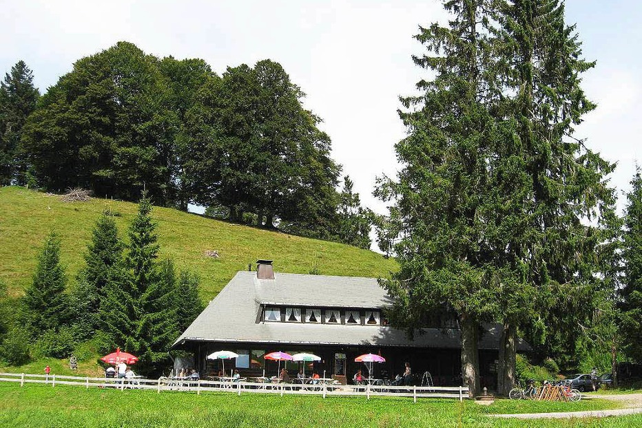Almgasthaus Knöpflesbrunnen - Utzenfeld