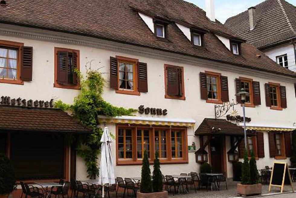Restaurant Sonne - Malterdingen
