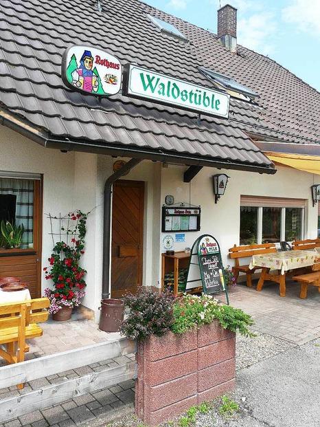 Gasthaus Waldst�ble - Wehr