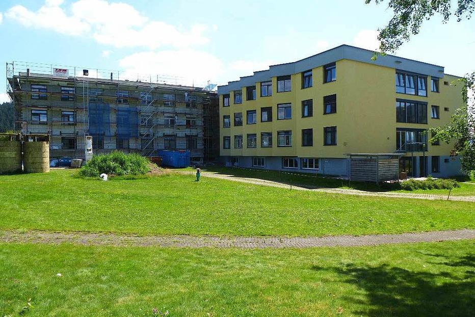 Helios Klinik Neustadt - Titisee-Neustadt