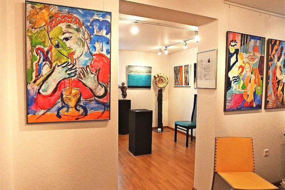 Atelier Roswitha Niedanowski - Buggingen