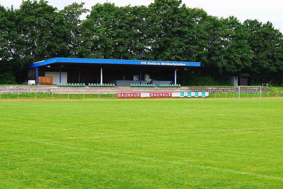 Mühlbachstadion - Umkirch