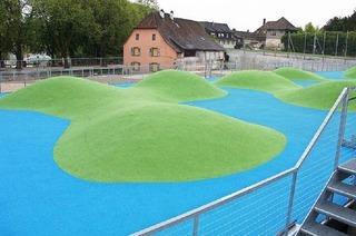Spielanlage Fritz-Brunner-Parkhaus