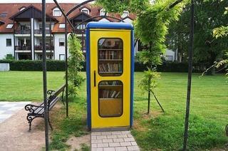 Telefonzellen-Bücherei