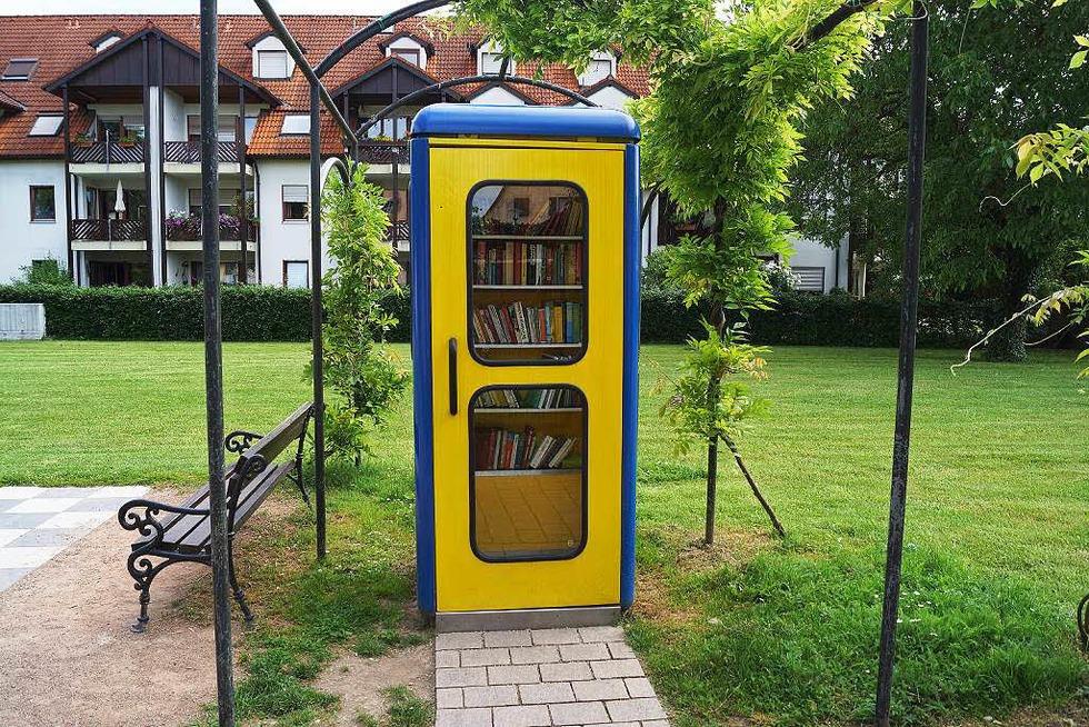 Telefonzellen-Bücherei - Umkirch