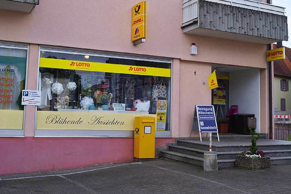 Deutsche Post Filiale - Umkirch