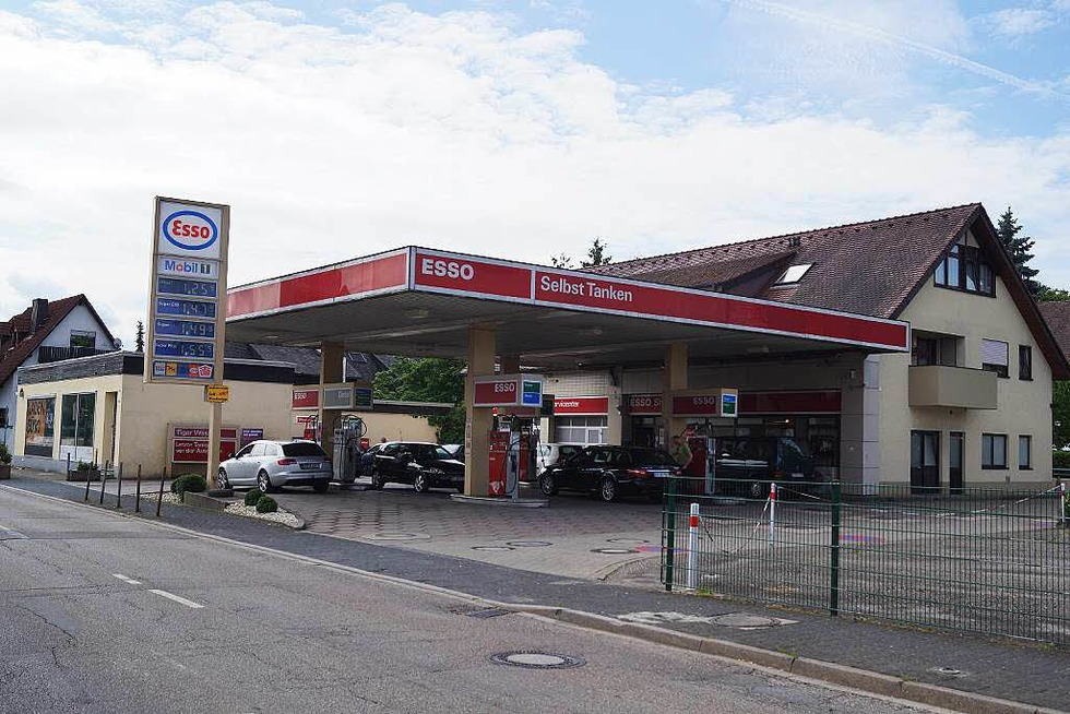Esso Tankstelle - Umkirch