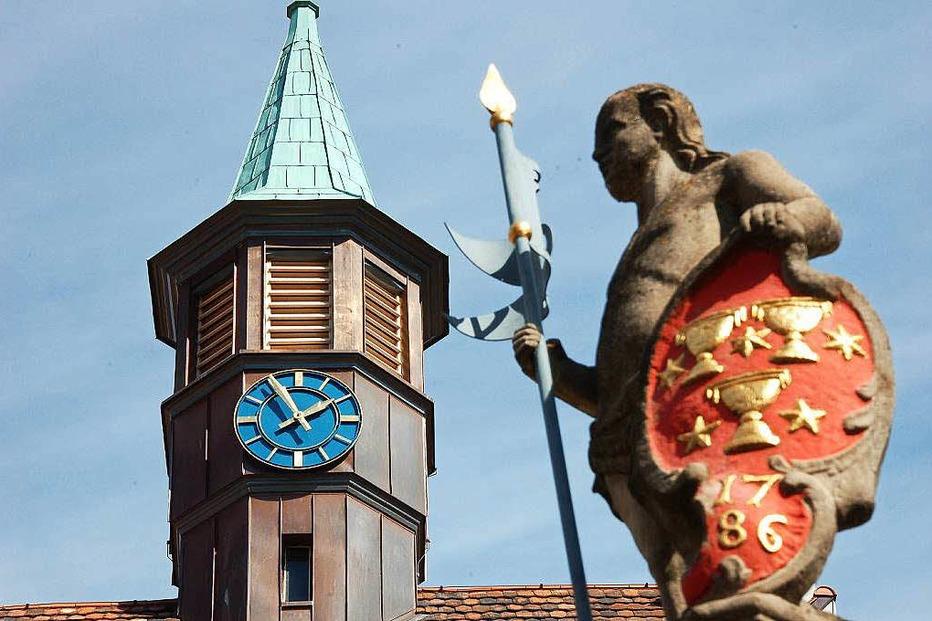 Rathaus - Staufen
