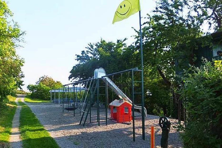 Grill- und Spielplatz Bergstraße - Eschbach