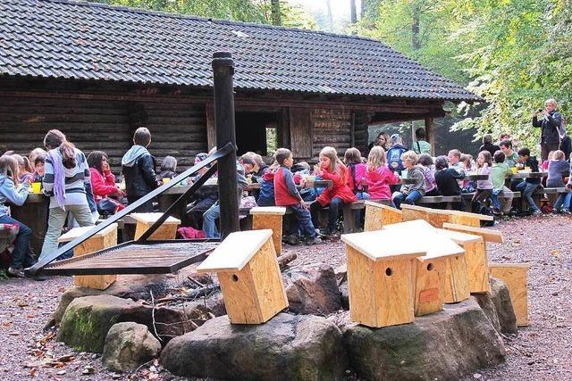 Lendersbachhütte (Oberschopfheim)