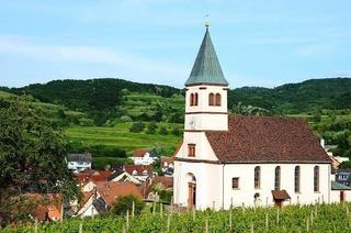 Pfarrkirche Sankt Petronilla (Kiechlinsbergen)