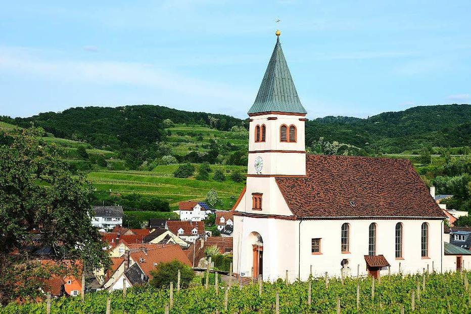 Pfarrkirche Sankt Petronilla (Kiechlinsbergen) - Endingen