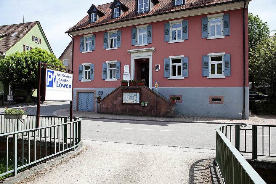 Rathaus Dörlinbach - Schuttertal