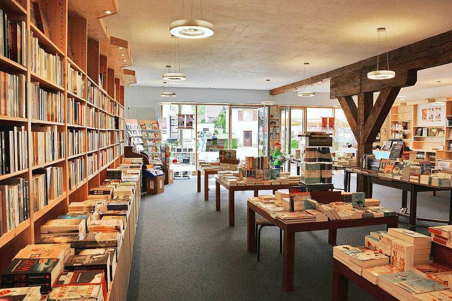 Bücherstube - Kirchzarten