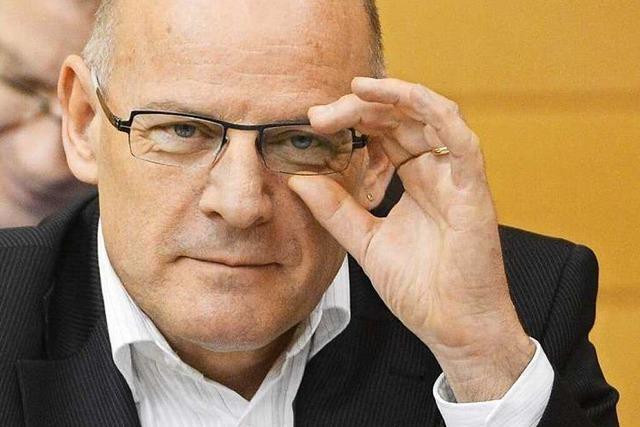 Verkehrsminister zum Offenburger Tunnel:
