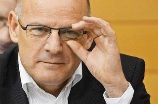 """Verkehrsminister zum Offenburger Tunnel: """"Die Zahlen können einen umhauen"""""""