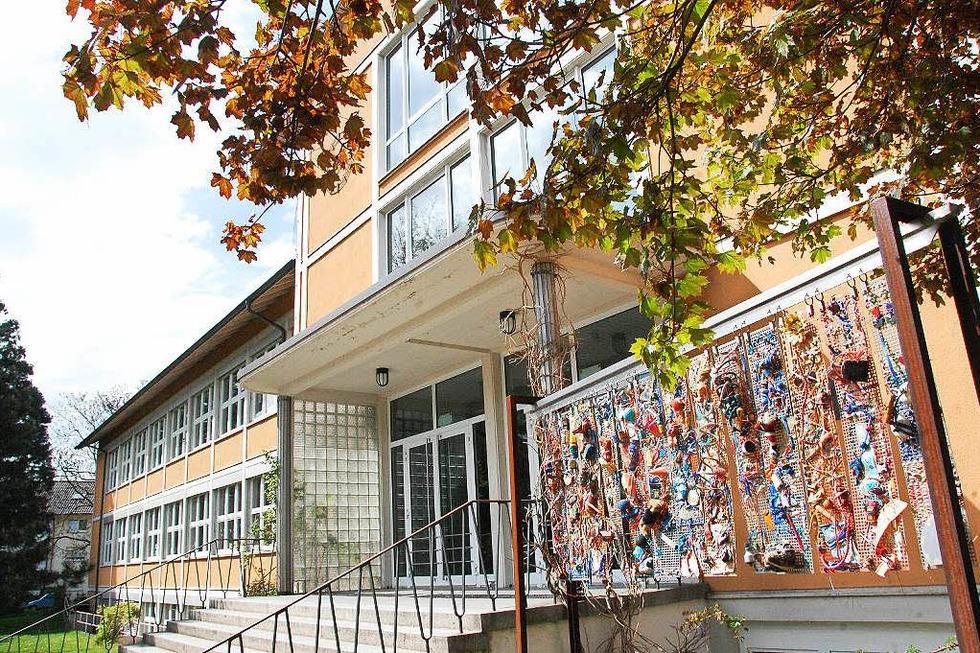 Karl-Tschamber-Schule - Weil am Rhein