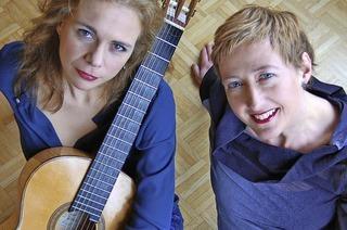 Nordic Voices in der Stadtkirche, B�rgler und Efstathiou in St.Ottilien