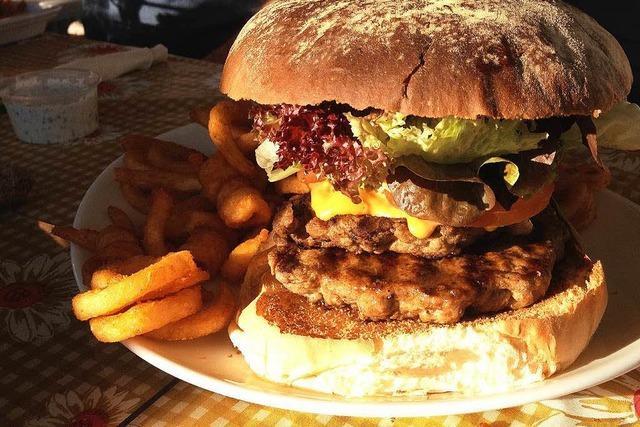 Burger Factory Fichterlager
