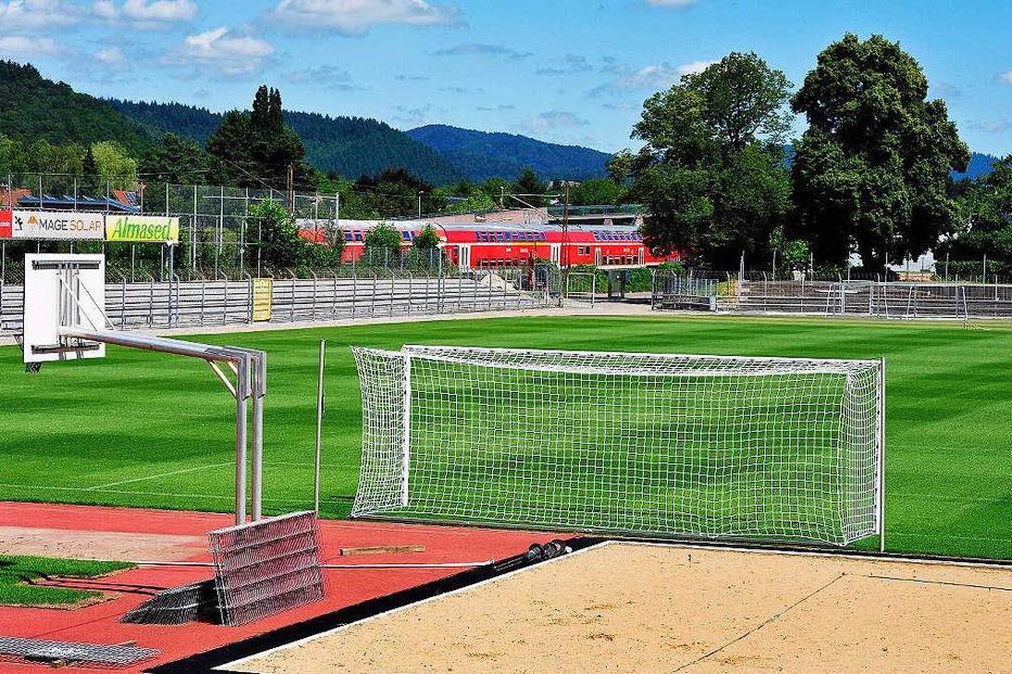 Mösle Stadion - Freiburg