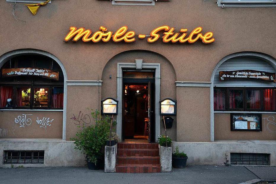 Gasthaus Möslestube - Freiburg