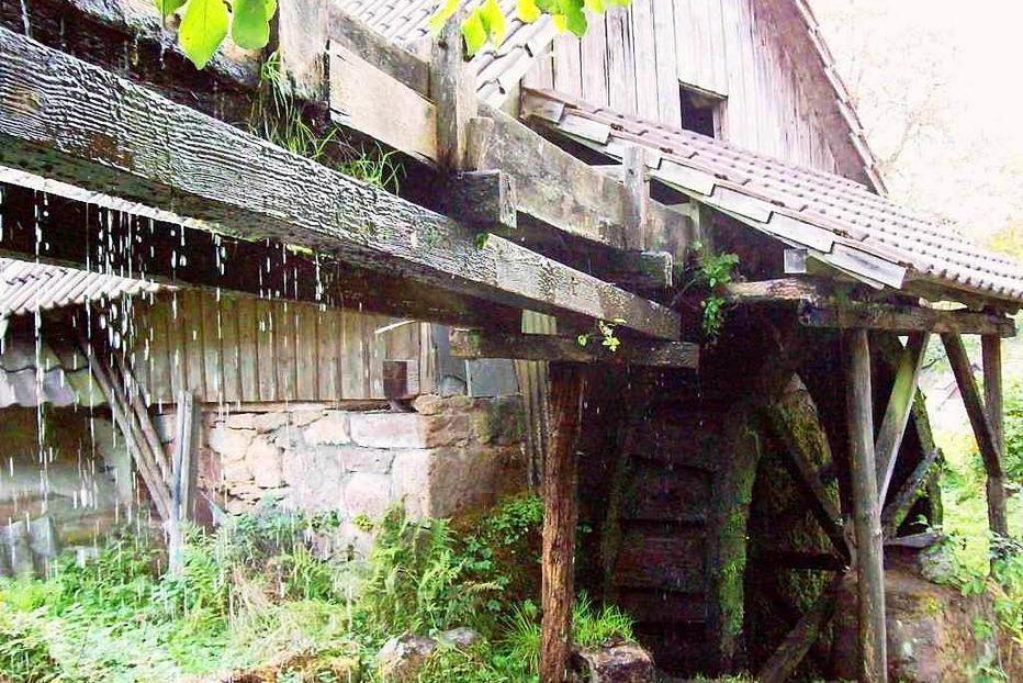 Benz-Mühle - Ottenhöfen