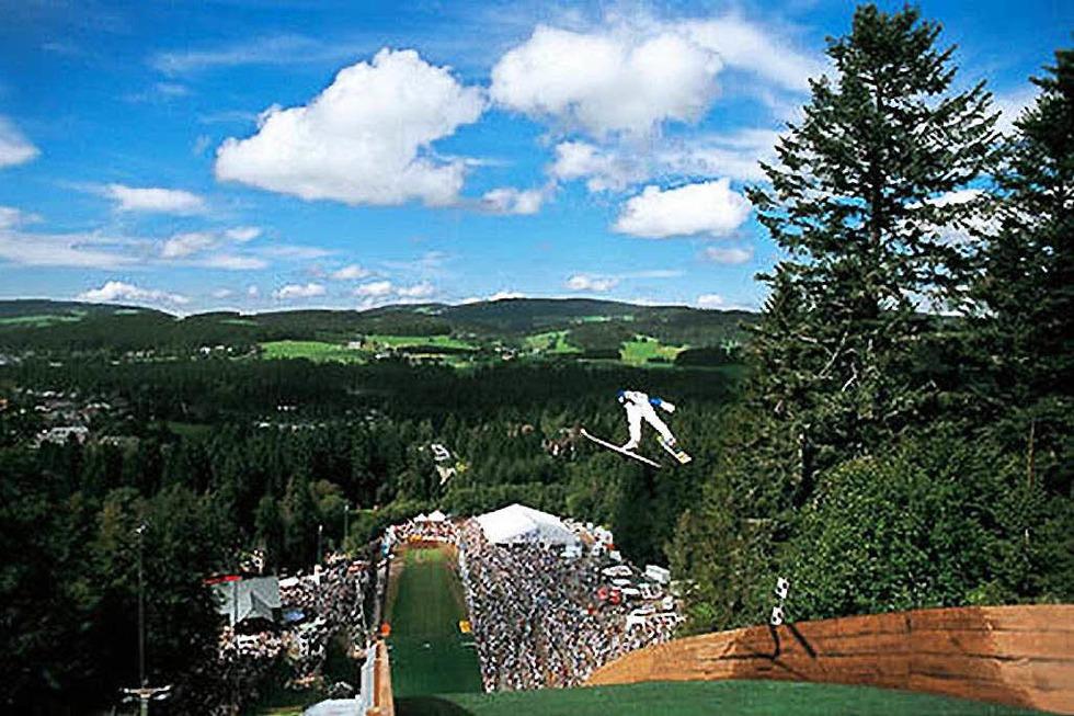 Adler Skistadion - Hinterzarten