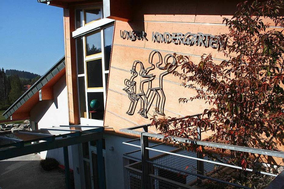 Kath. Kindergarten St. Josef - Hinterzarten
