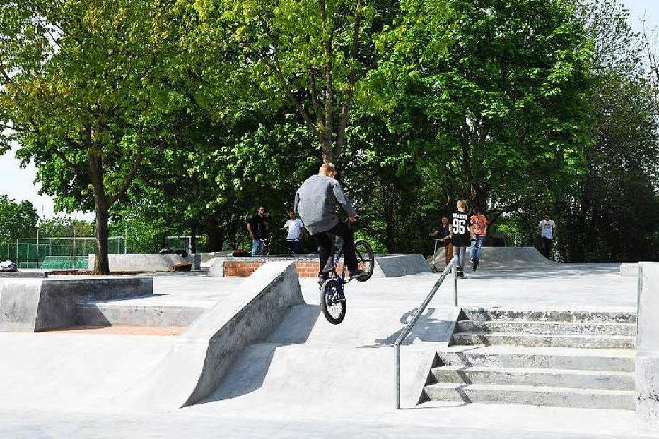 Skatepark Dietenbach - Freiburg