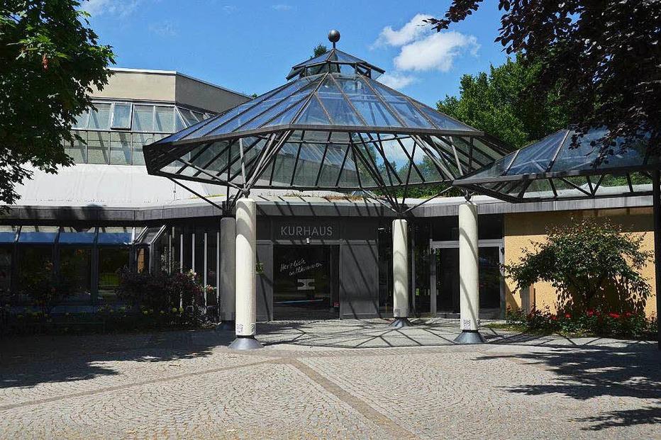 Kurhaus - Bad Krozingen