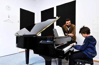 Musikschule Wiehrebahnhof