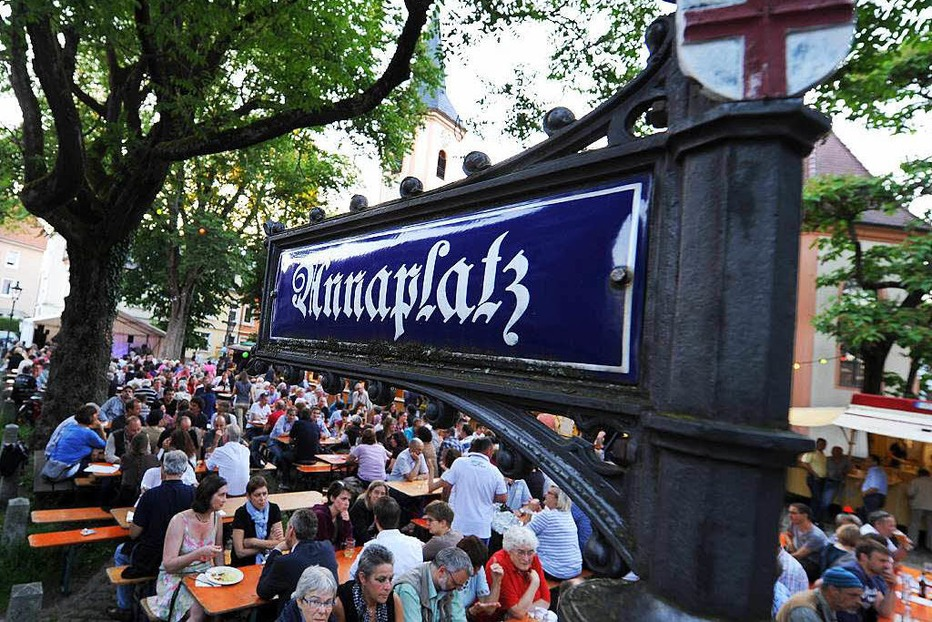 Annaplatz - Freiburg