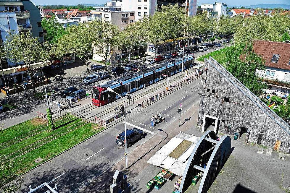 Betzenhauser Torplatz - Freiburg