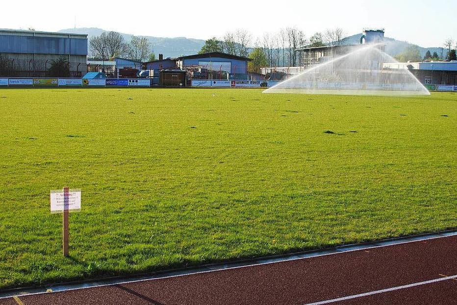 Sportplatz - Gottenheim