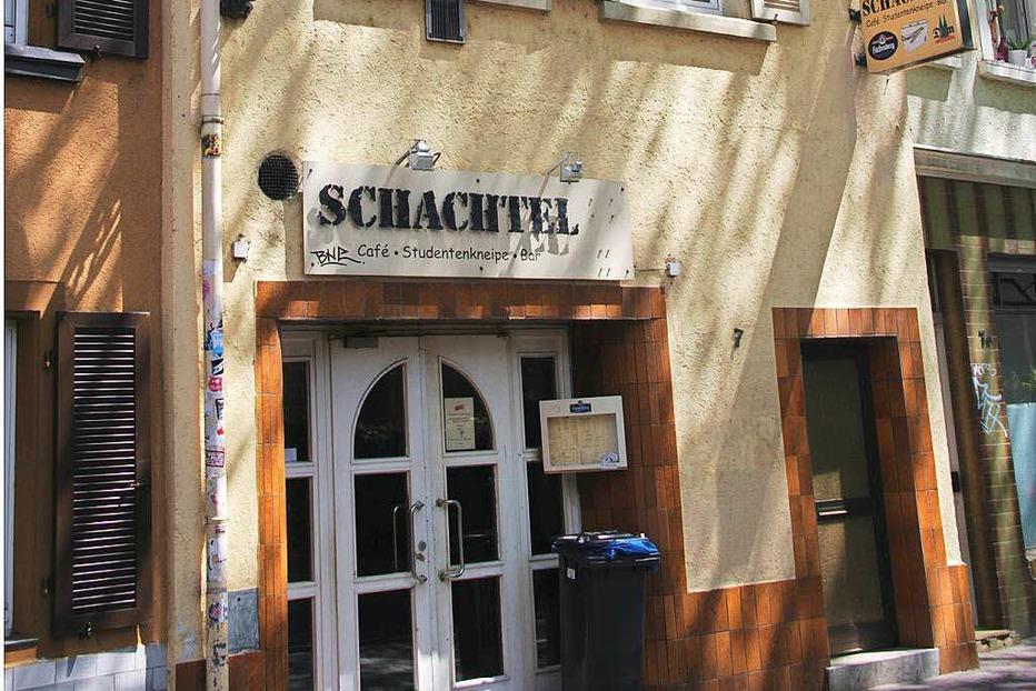 Schachtel Studentenkneipe - Freiburg