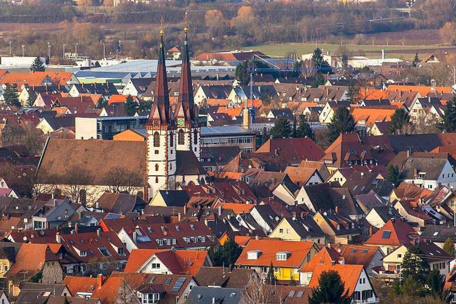 Altstadt - Kenzingen