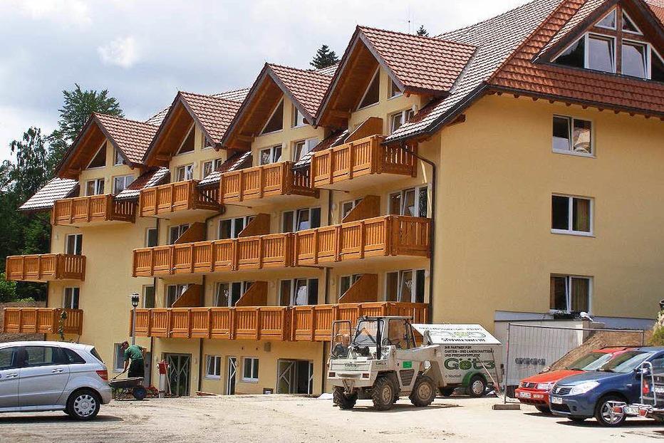 Feuerwehrhotel Haus St. Florian - Hinterzarten