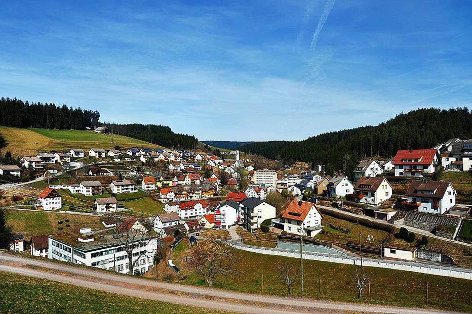 Ortsmitte - Gütenbach