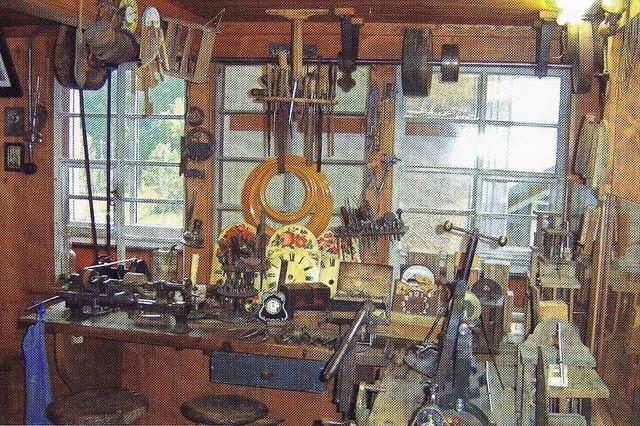 Dorf- und Uhrenmuseum